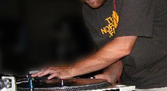 DJ Ian Charlton